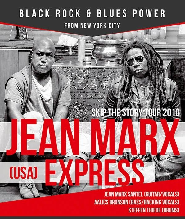 JEAN MARX EXPRESS (USA)