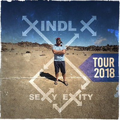 XINDL X - Sexy Exity Tour 2018